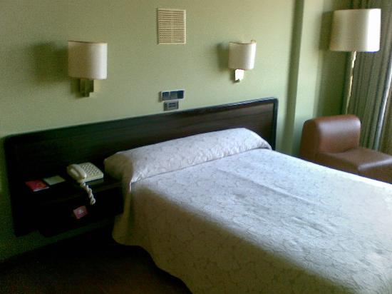 City House Los Tilos: Por lo menos la cama era cómoda, del resto prefiero no hablar