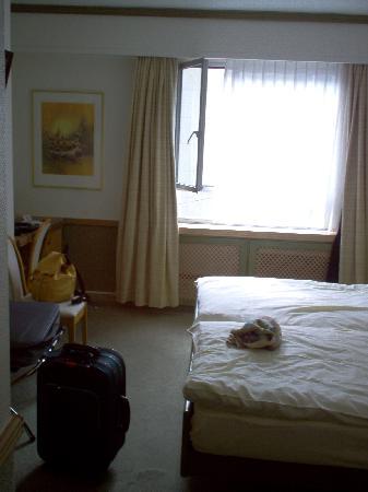 Hotel Arlette am Hauptbahnhof: interno camera