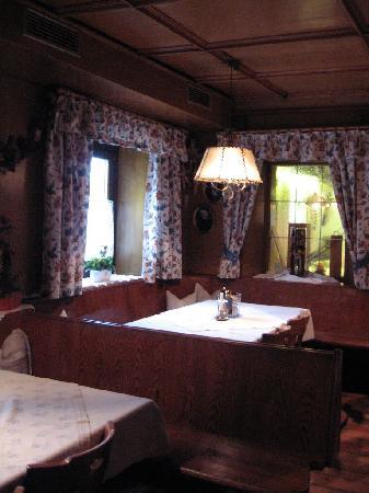 Hotel Alte Goste : La Stube per il dopocena