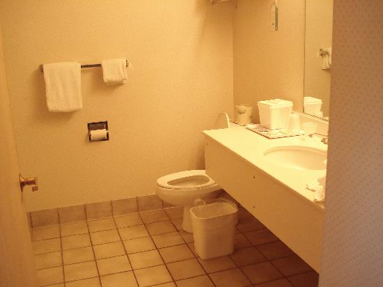 Red Lion Inn & Suites Susanville: bathroom