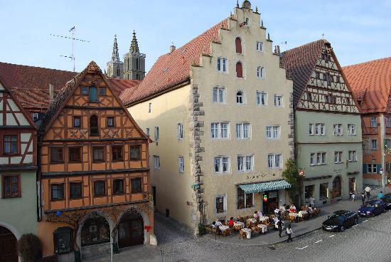 Hotel Gotisches Haus