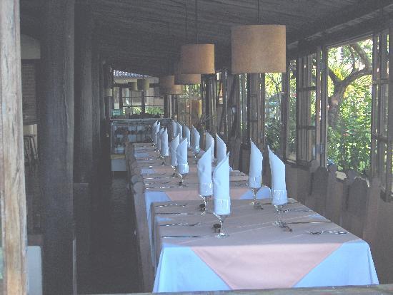 Canto d'Alvorada Hotel Pousada: Restaurant