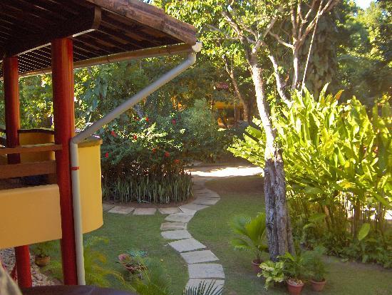 Canto d'Alvorada Pousada: Gardens