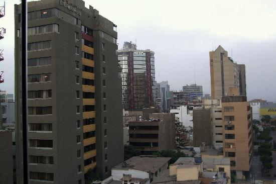 Maria Angola Hotel: View from my window