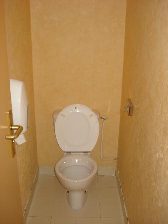 Hotel Paris Boulogne : La habitacion del baño