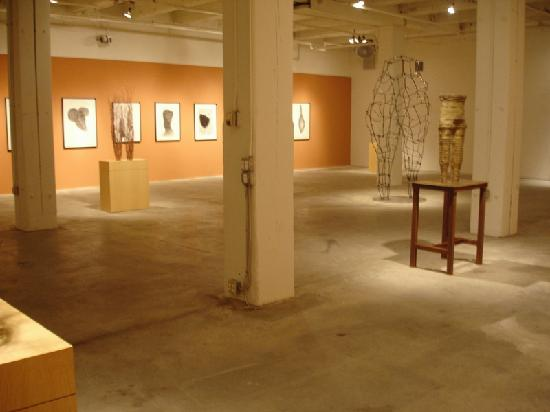 Bemis Center for Contemporary Arts : Bemis room in back