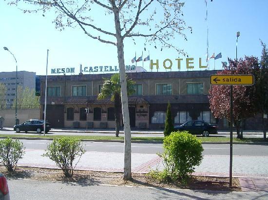 Hotel Feria : Fachada