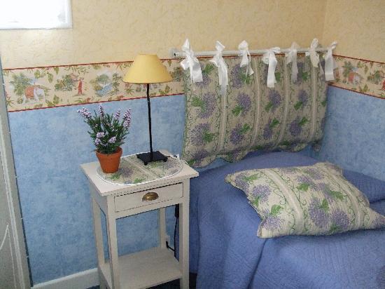 Hotel Le Pre Catelan : The single room