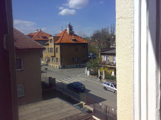 Hotel Stirka: view