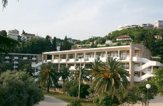 Hotel Mediteran Ulcinj: Picture of the Hotel