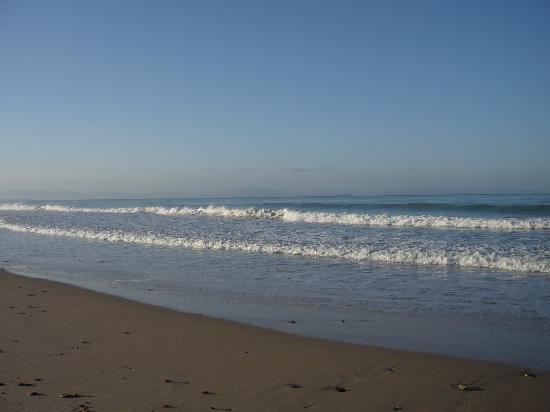 La Codorniz: Early morning at the beach