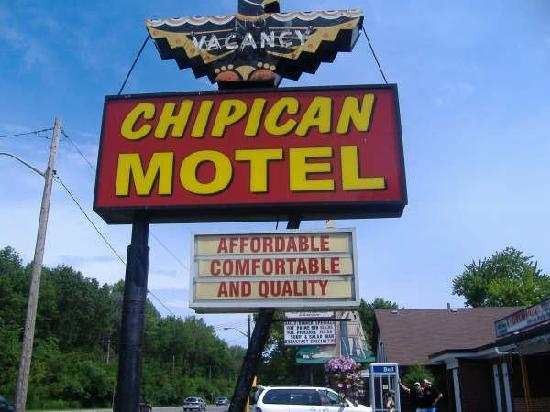 Chipican Motel: affordable, comfortable, and quality my A_ _!