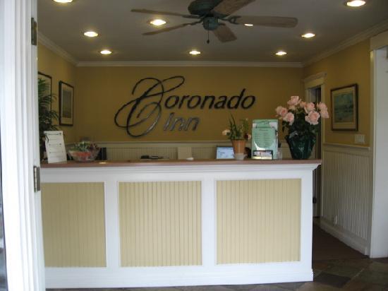 Lobby Coronado Inn
