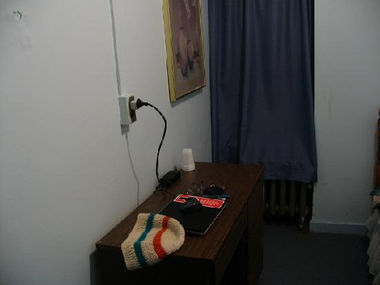 Greenpoint YMCA: My bedroom on fourth floor