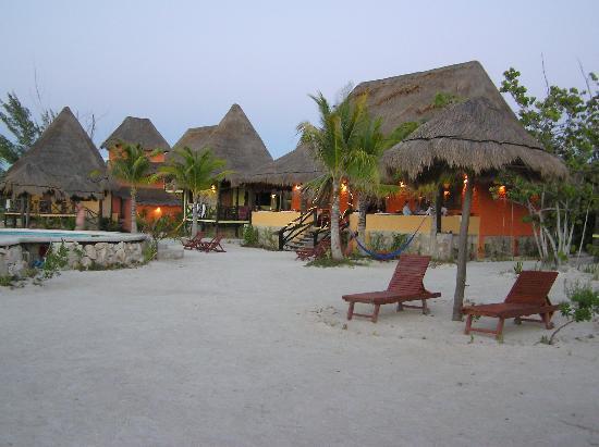 View of property picture of villas flamingos holbox for Villas hm paraiso del mar holbox tripadvisor