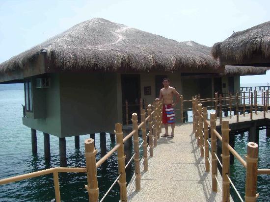 Dos Palmas Island Resort & Spa: a view of beach villa, vey nice