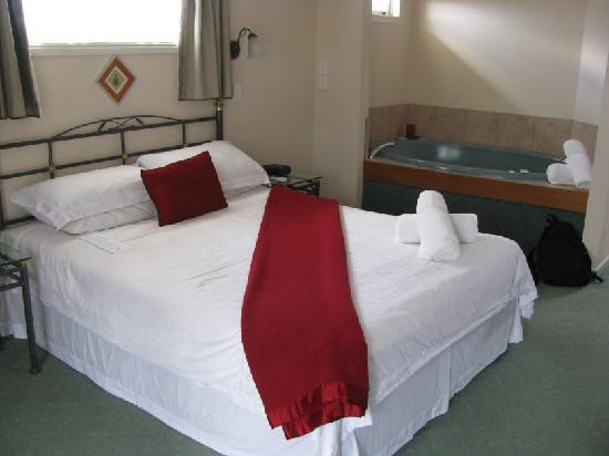 Silver Fern Rotorua - Accommodation and Spa: studio 21 - silver fern