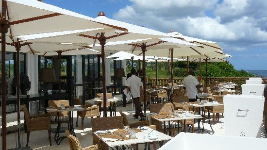 Club Med La Plantation d'Albion: Restaurant