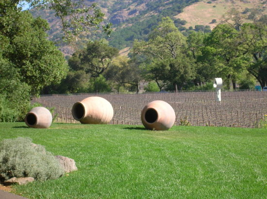 Stags' Leap Winery : Stags Leap Wine Cellars