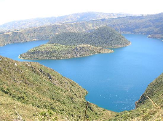 Laguna Cuicocha COTACACHI
