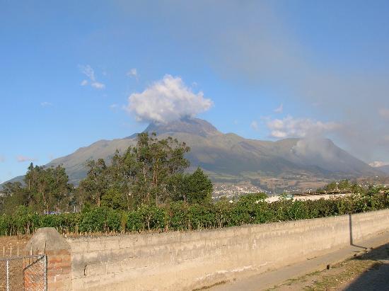 Cotacachi, Ecuador: Monte Imbabura