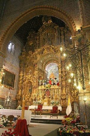Interior Santuario de Consolación - Utrera