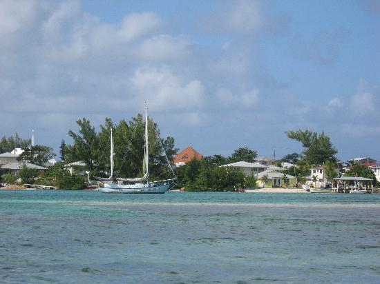 Bimini: from the bay side of the island