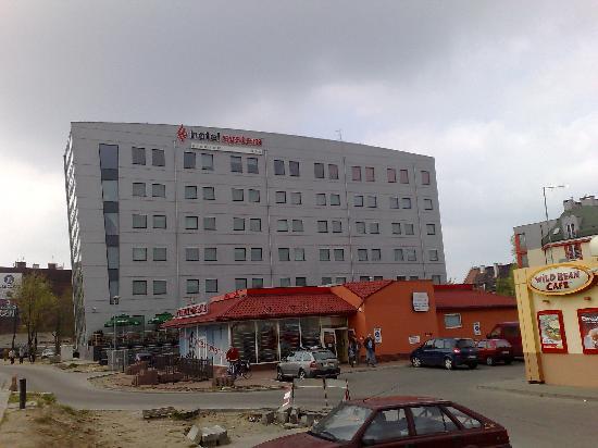 System Hotel Wroclaw: hotel