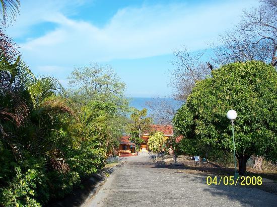 Giardini di Papagayo Hotel: storm front