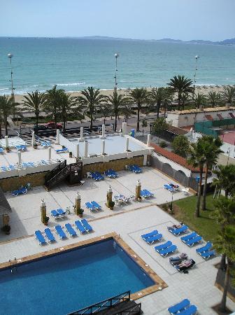 Iberostar Bahia de Palma: Rincon de la piscina