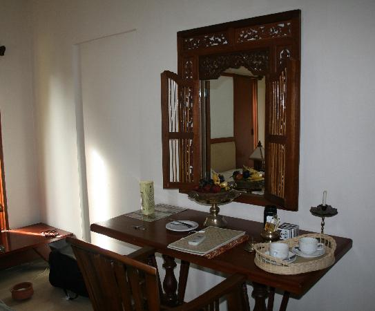 The Aryani Terengganu : Chambre deluxe