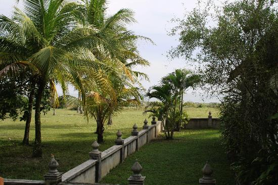 The Aryani Terengganu : Vue de notre chambre