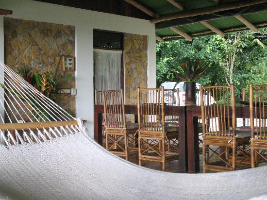 Finca Bavaria : The restaurant