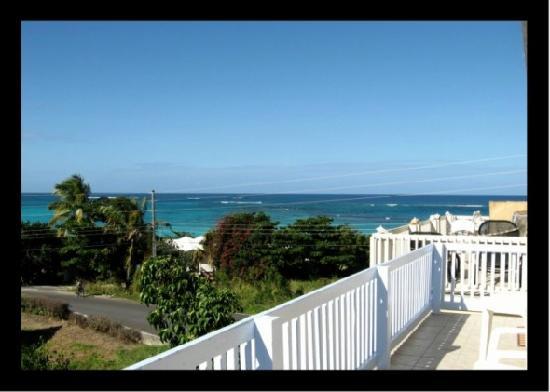 Hilltop Apartments: View
