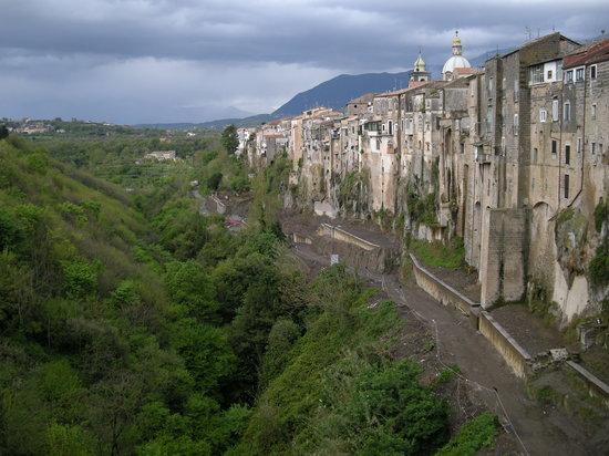 Campania, Italia: Sant Agata Dei Goti