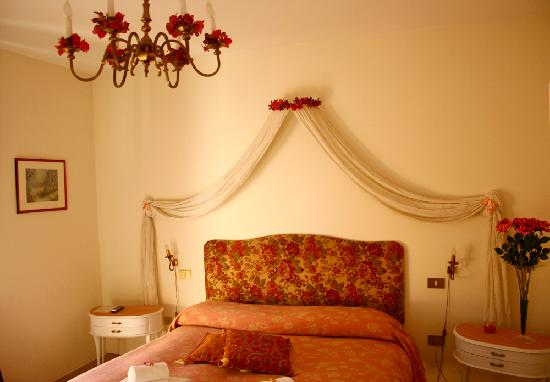 Aroma di Mantova: Our charming room