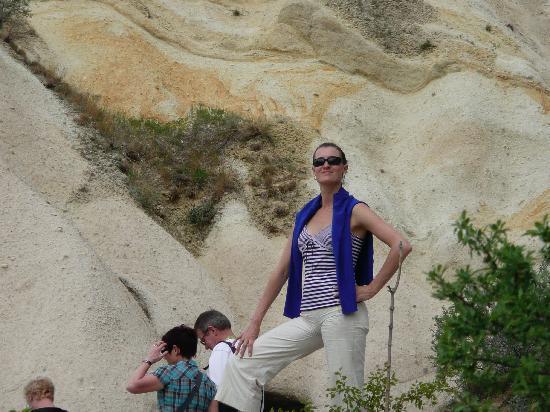 Assiana House: me in cappadocia