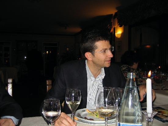 Relais Villa d'Amelia: Our guide - Guido