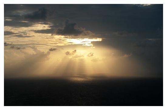 Kudafolhudhoo Island: Nika sunset