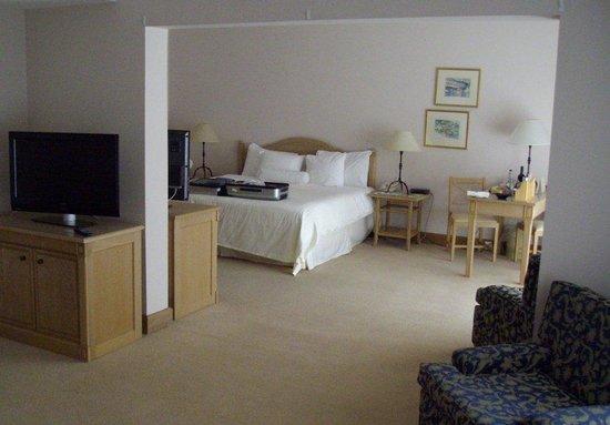 The Westin Dragonara Resort, Malta: A Junior Suite