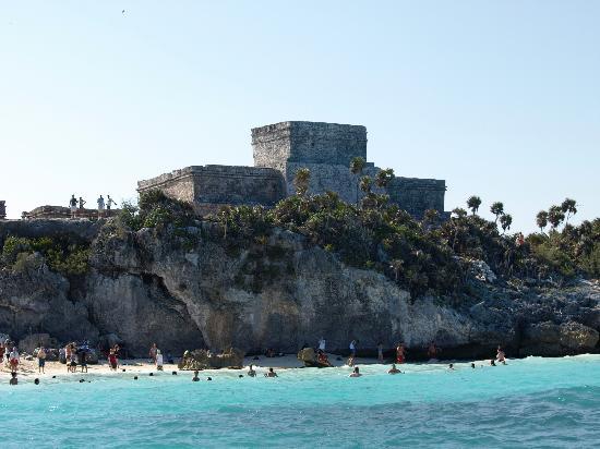 Kay-Op Divers: El Castillo, Tulum Mayan Ruins