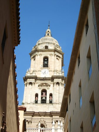 マラガの大聖堂