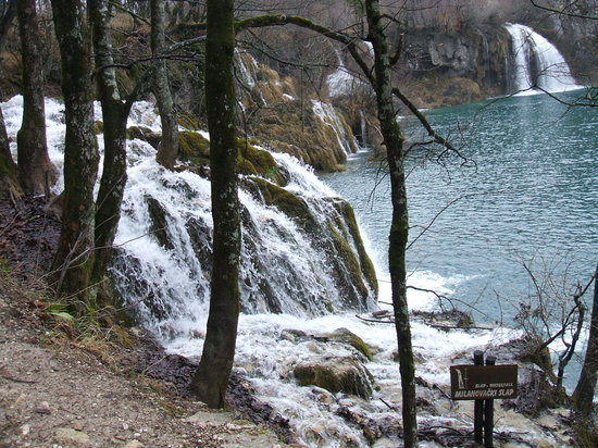 Parc national des lacs de Plitvice, Croatie : Plitvice Lakes National Park-2007