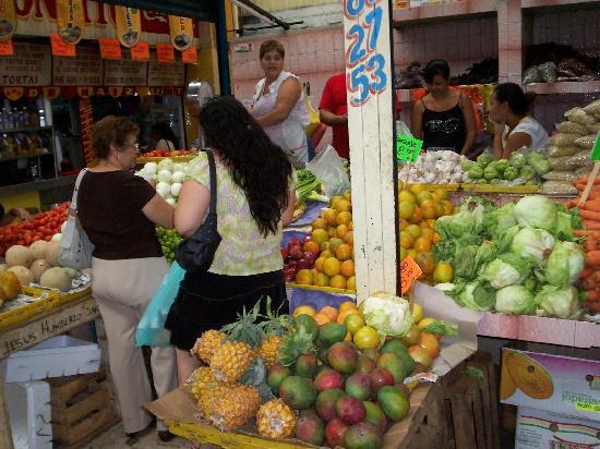 Mercado Municipal: Produce!