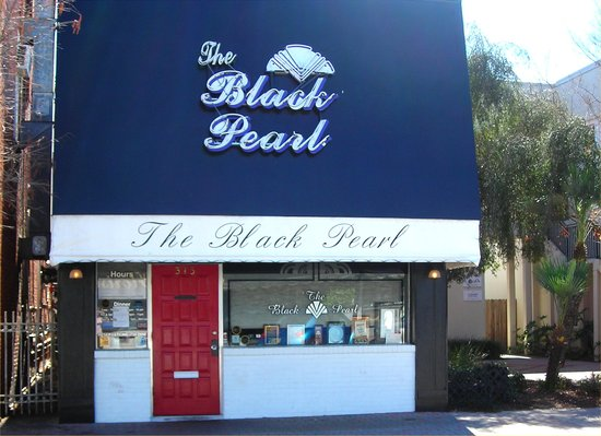 The Black Pearl Restaurant: The Black Pearl in Dunedin, Florida