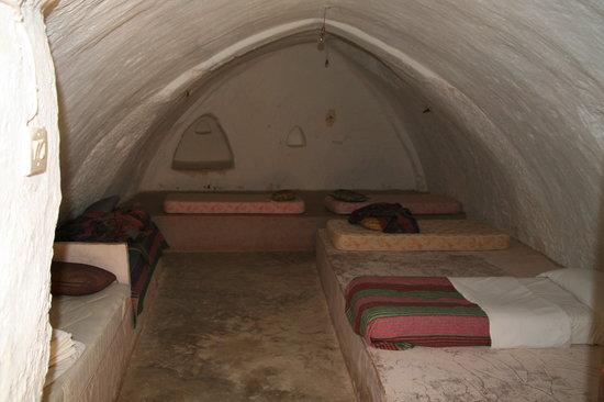 Hotel Marhala: une des chambres