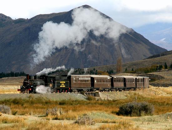 Esquel - The Old Patagonian Express