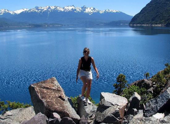 Esquel - Lake Amutuy Quimei