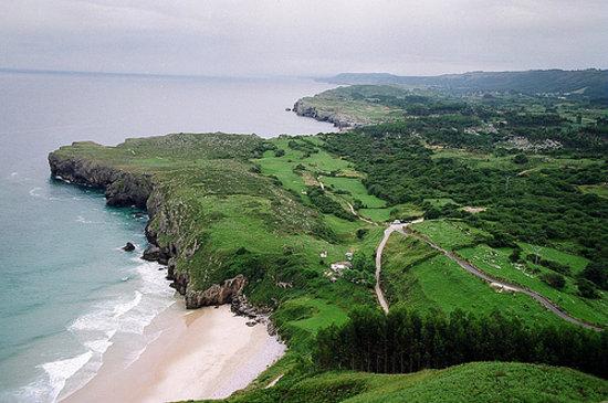 Asturië, Spanje: Andrin