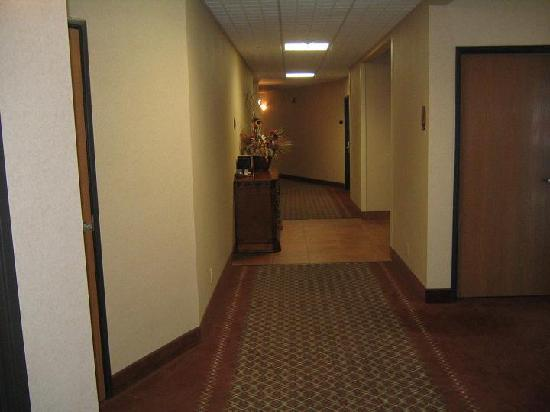 Inn on Barons Creek: Hallway near 3rd floor elevators
